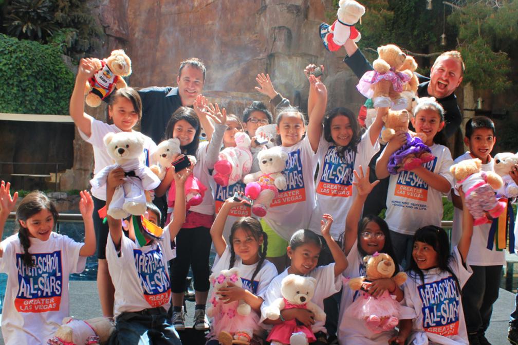 Operation Teddy Bear - Kids