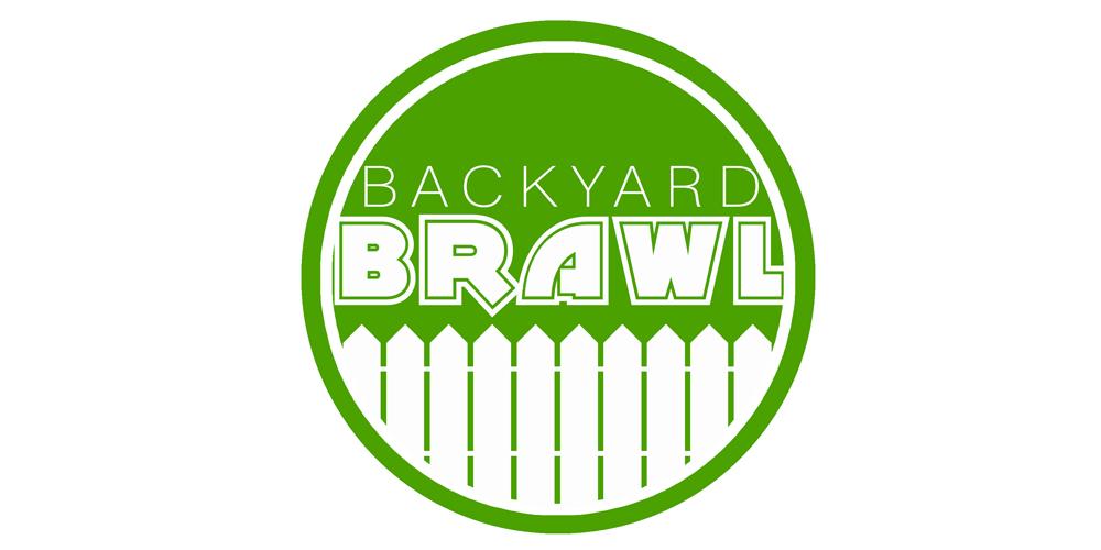 Backyard Brawl - Logo