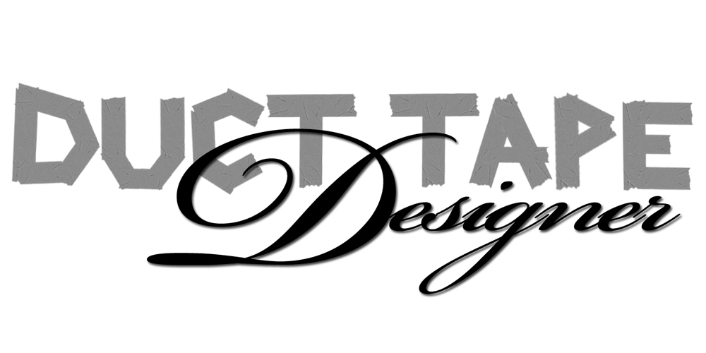 Duct Tape Designer - Logo