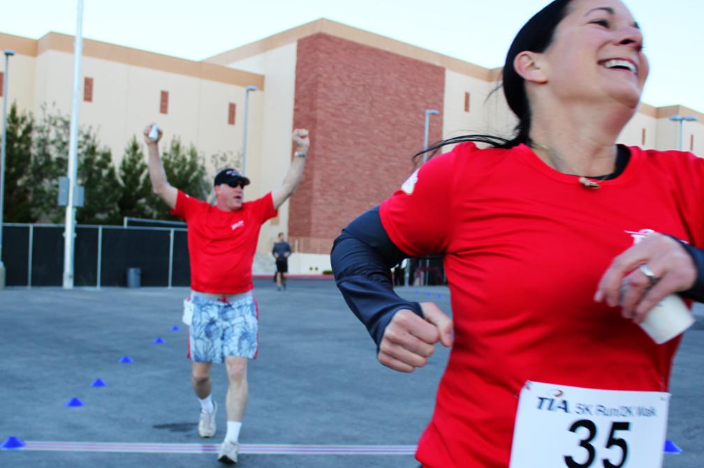 5K Run - Finisher