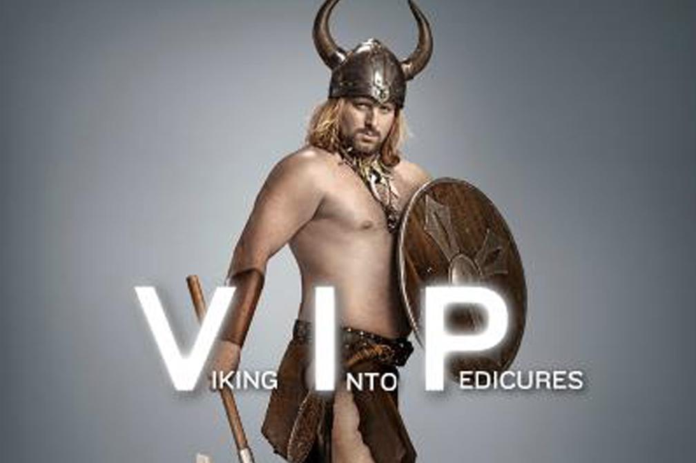 Donald Spalding - Viking