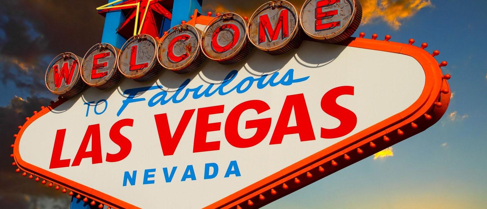 Las Vegas Sign - R&D Events
