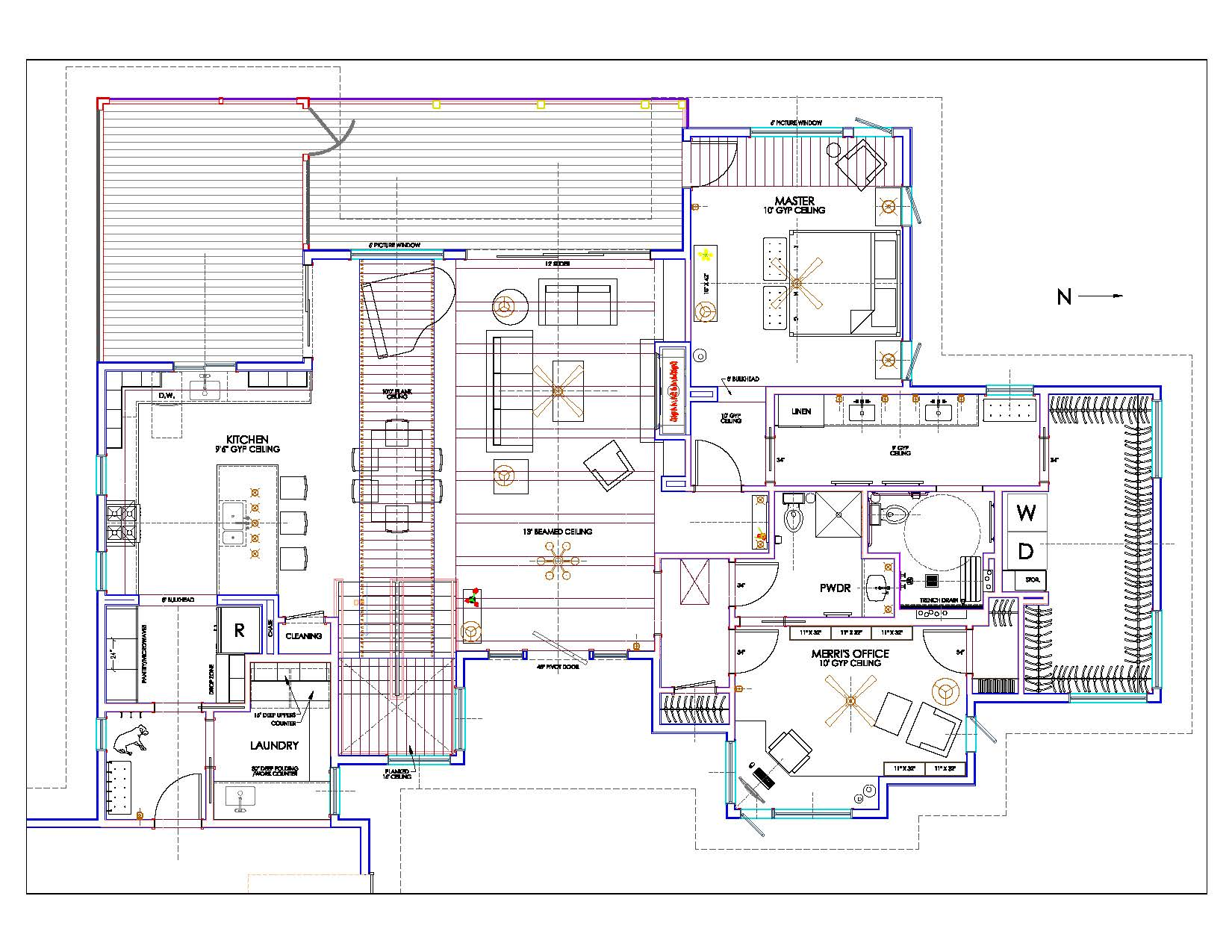 MAIN LEVEL | CLICK TO ENLARGE