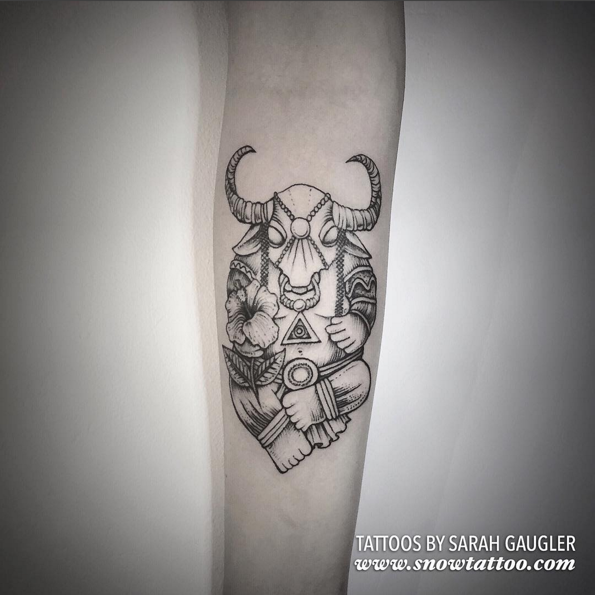 Cusotm+Carabao+Tattoo+Line+Art+Original+Flash+Tattoo+by+Sarah+Gaugler+at+Snow+Tattoo+New+York+NYC.jpg