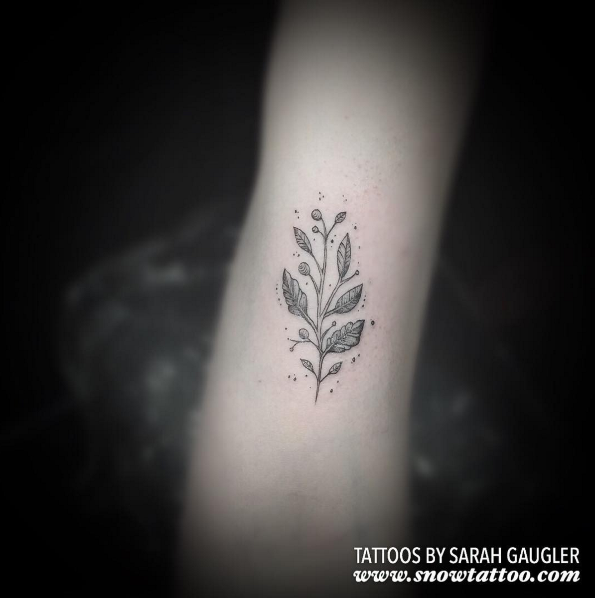 Sarah Gaugler Snow Tattoo Custom Floral Blue Berries Detailed Tattoo New York Best Tattoos Best Tattoo Artist NYC.png