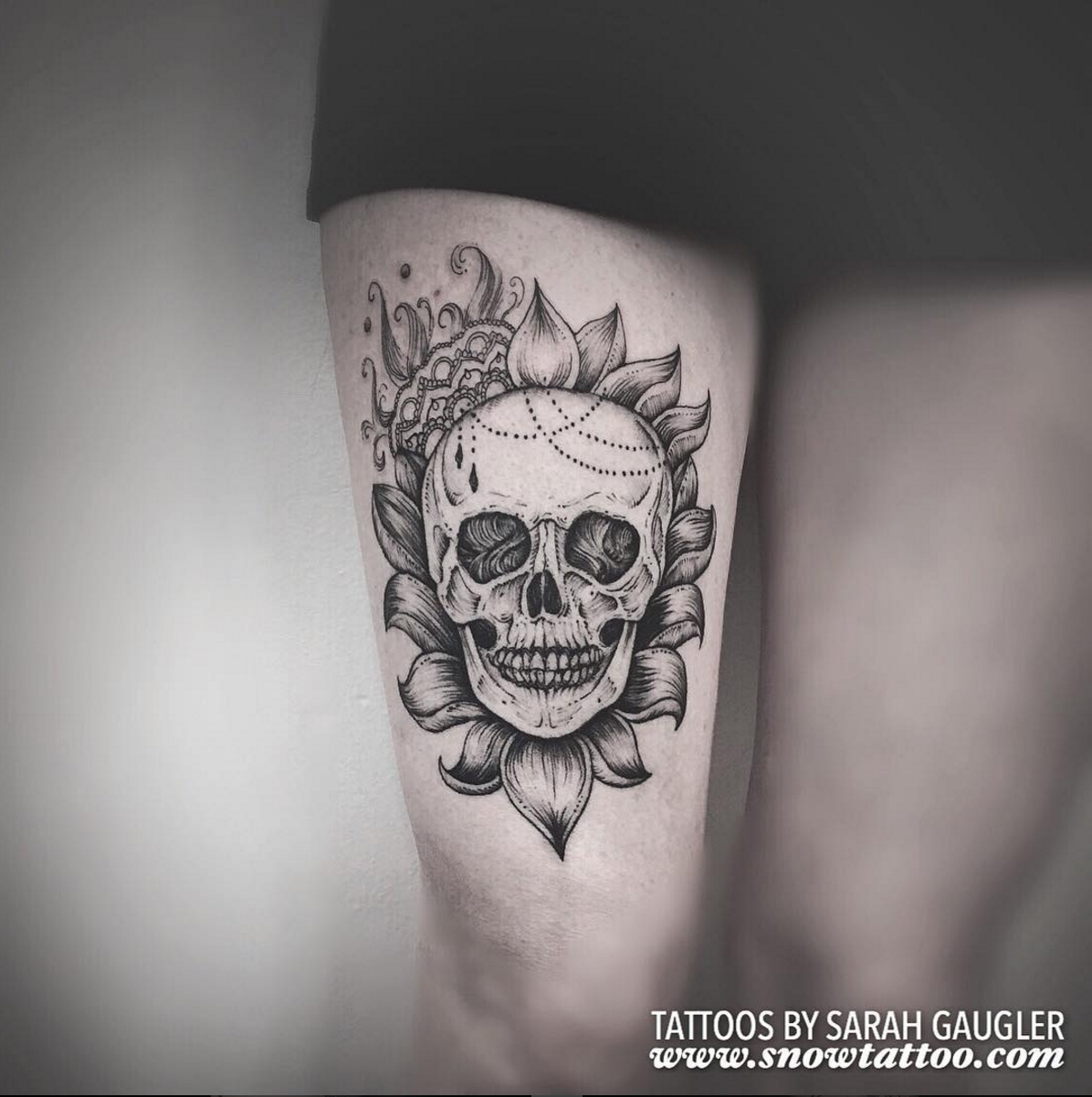 Sarah Gaugler Snow Tattoo Custom Skull FeminineTattoo FemaleTattooist DetailedTattoo Female Tattooist New York Best Tattoos Best Tattoo Artist NYC.png