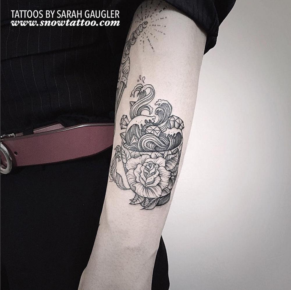 Cusotm+Inspiration_Coffee_Life_Waves+Tattoo+Line+Art+Original+Flash+Tattoo+by+Sarah+Gaugler+at+Snow+Tattoo+New+York+NYC.png