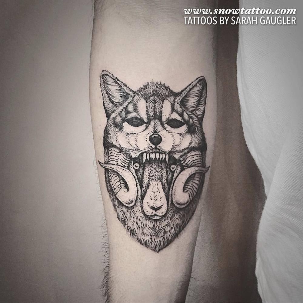 Custom+Wolf+Sheep+Line+Art+Tattoo+by+Sarah+Gaugler+at+Snow+Tattoo+New+York+NYC.jpg