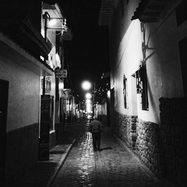 Missing the streets of Cusco #bnw #bnw_society #bnw_captures #bnw_life #bnwmood #cusco