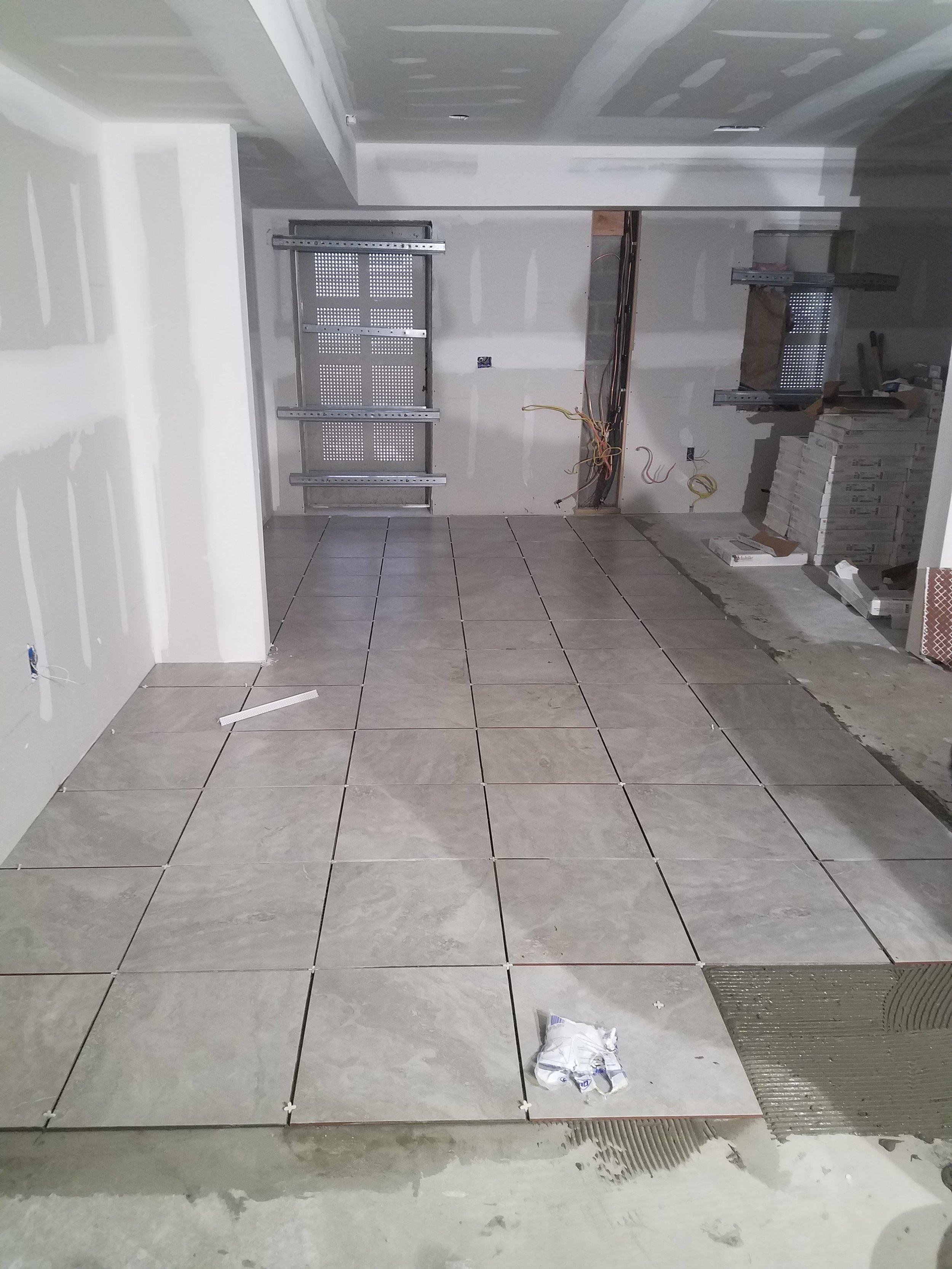 Ground Floor Tile