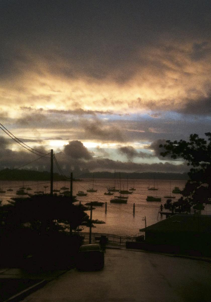 Wet Bay