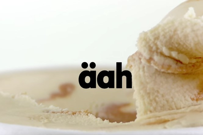 "The Ethel & The Chordtones song ""Serious Craving"" is featured on the commercial for Haagen Dazs."