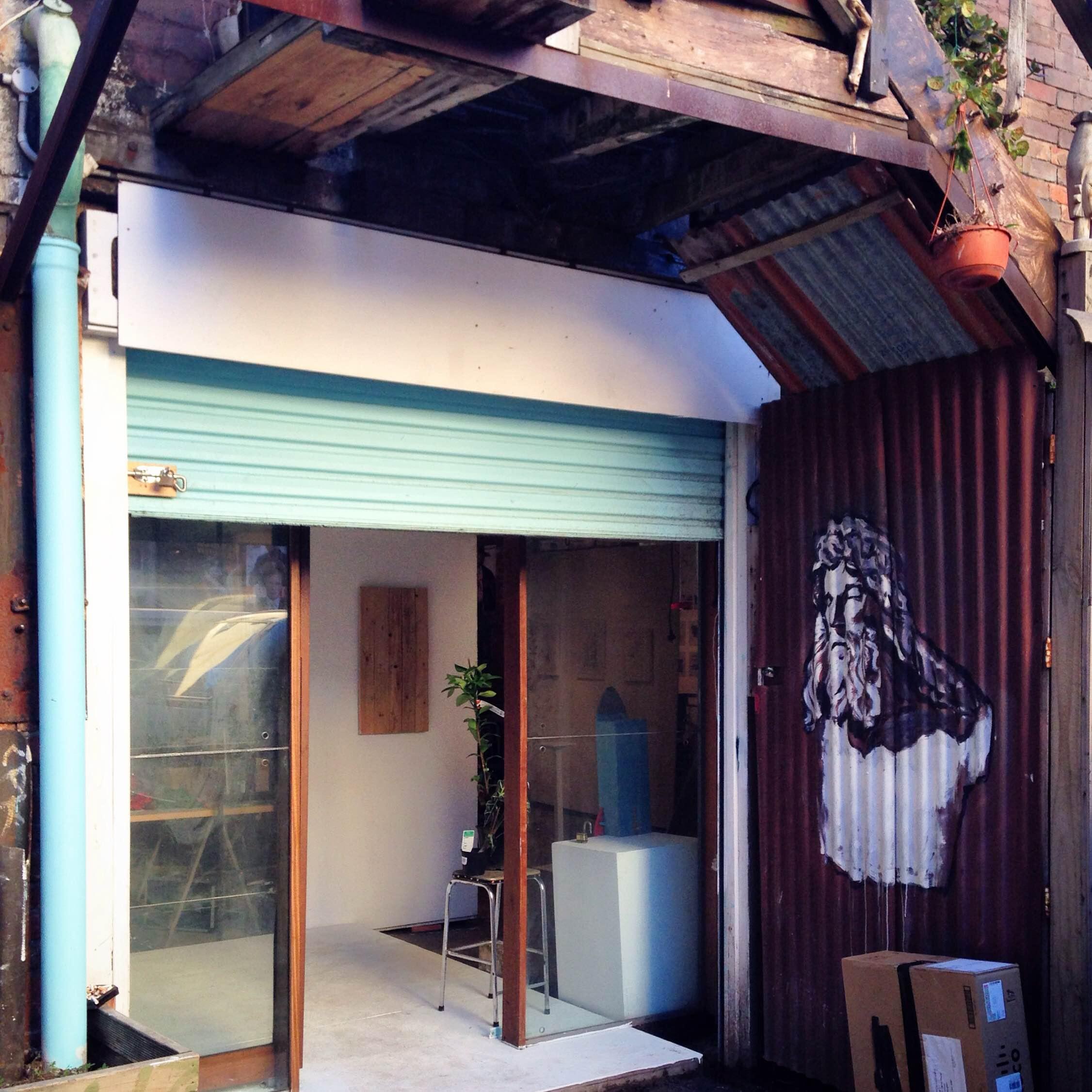 Lance Ravenswood's 2 Eva Street Studio