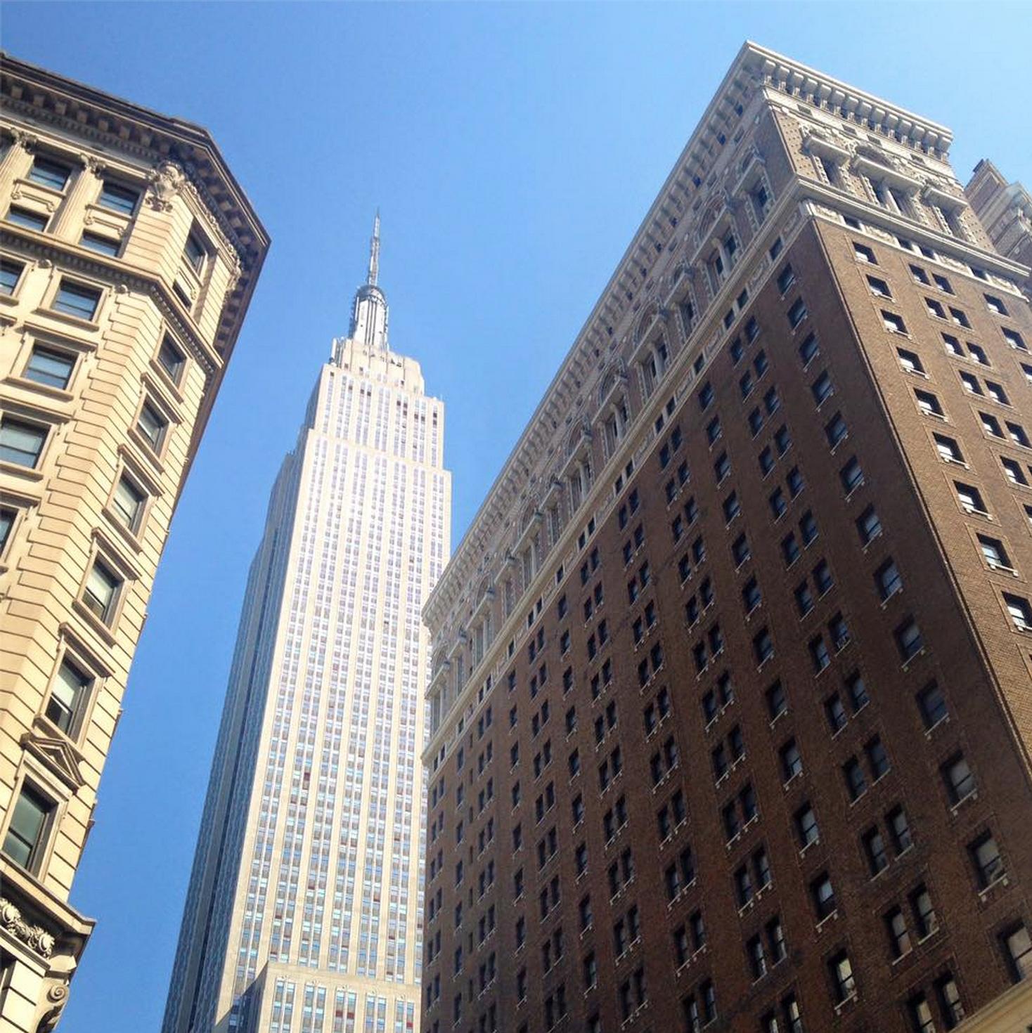 Empire State Building, Manhattan, NYC