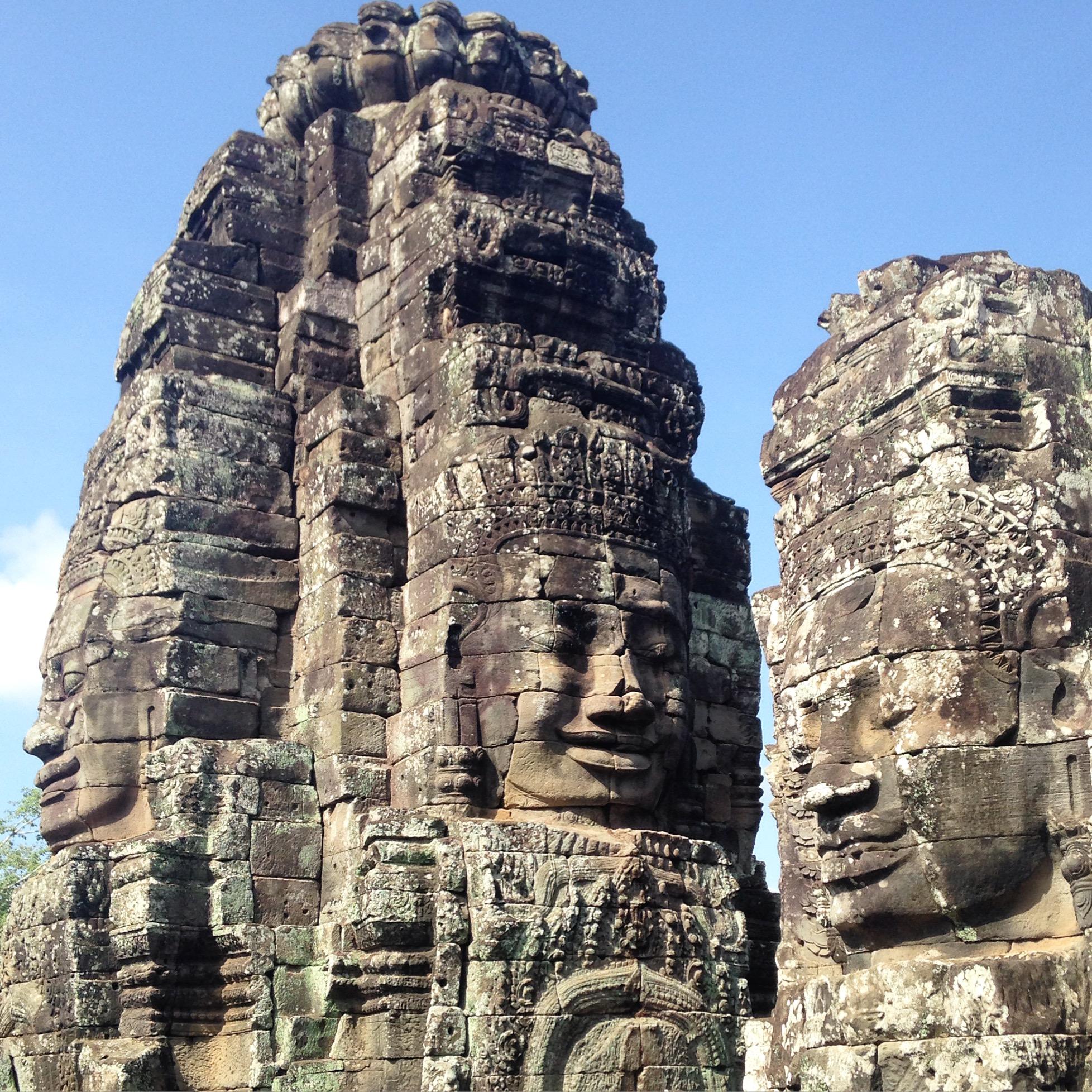 Bayon Temple, Angkor Temple complex