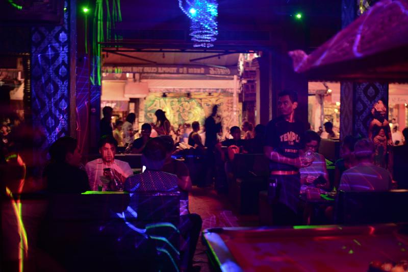 Pub Street Angkor