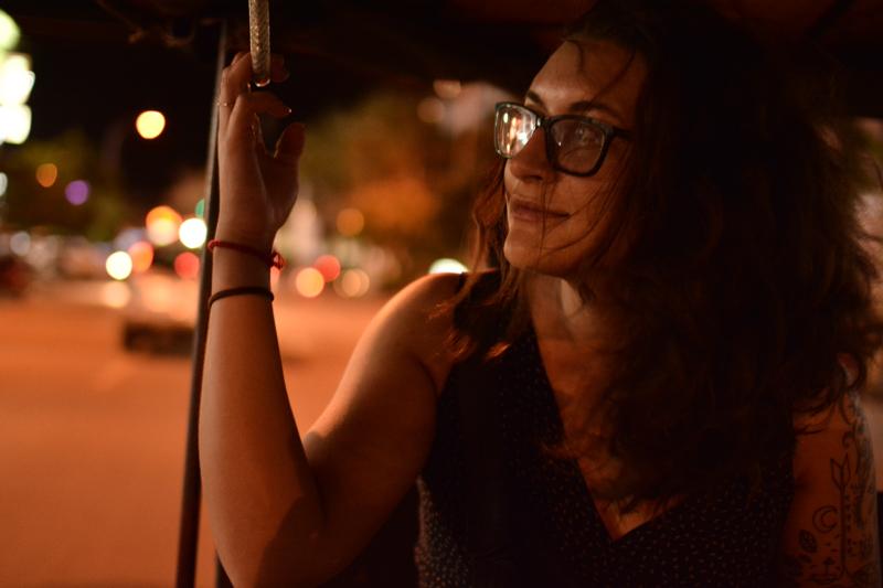 Night-time tuktuk rides