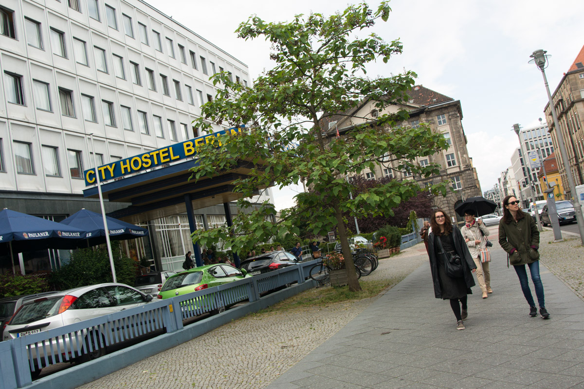 Sophi + Helen, Berlin