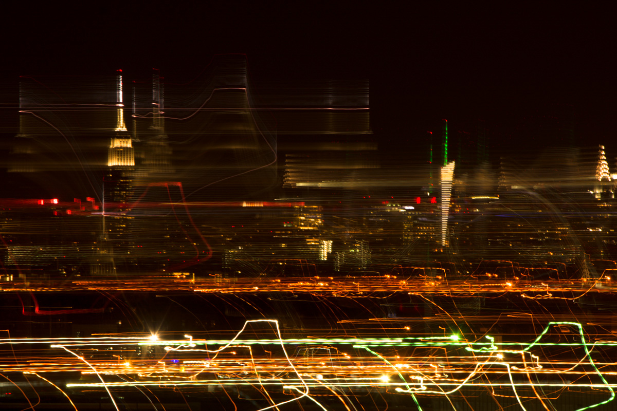 NYC abstracted
