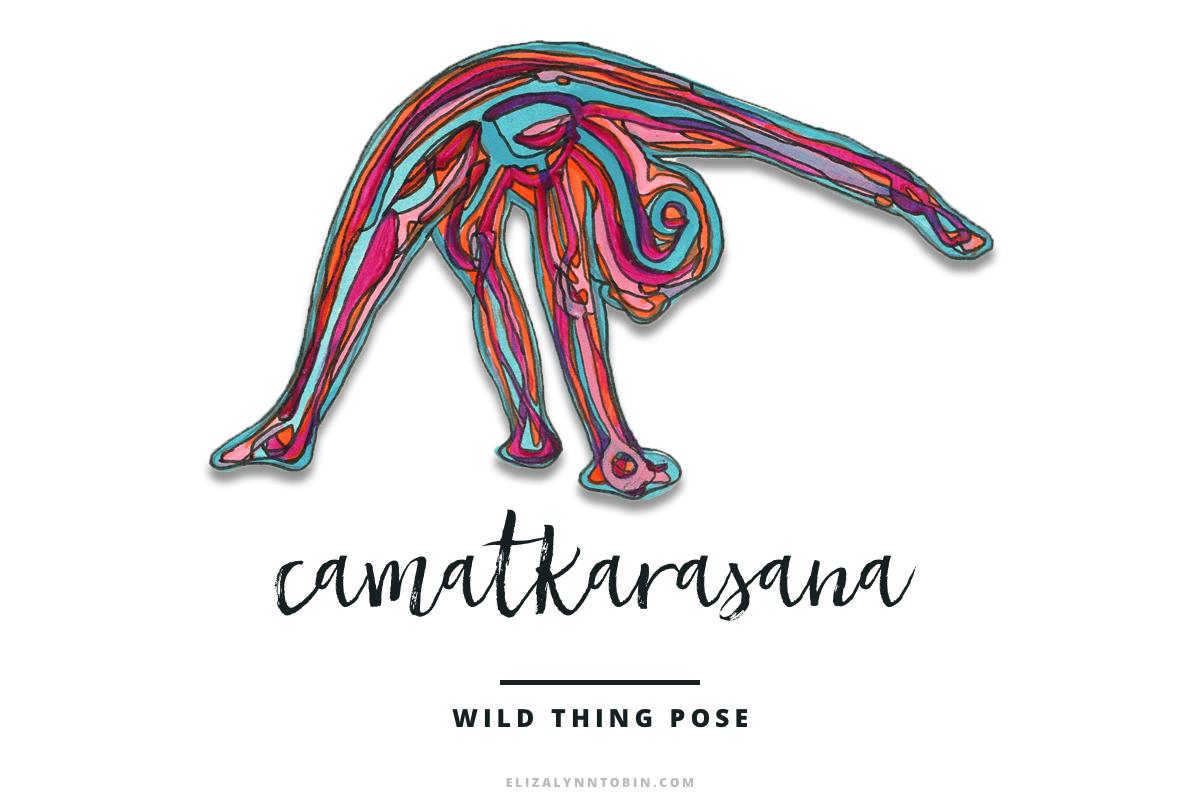 Wildthing by Eliza Lynn Tobin