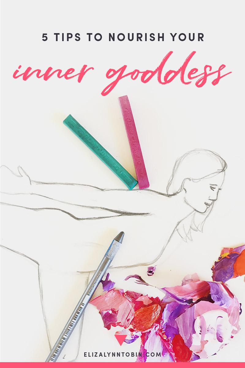 5 tips to nourish your inner goddess