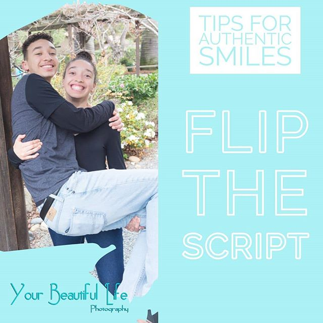 Today's #AuthenticJoy tip for real smiles: Flip The Script!  In this photo, we had the older (smaller) sibling pick up the younger (larger) sibling. Special right? 🤪  Great Ideas Include *Mix up the roles. *Do thing backwards.  #AuthenticJoy #yblphoto #lifeofanartist #creativelife #entrepreneurgoals #businessowner #contentcreator #creativeentrepreneur #familyforever #photographer #visualscollective #familyportraitsession #familyportraitphotographer #ipreview via @preview.app