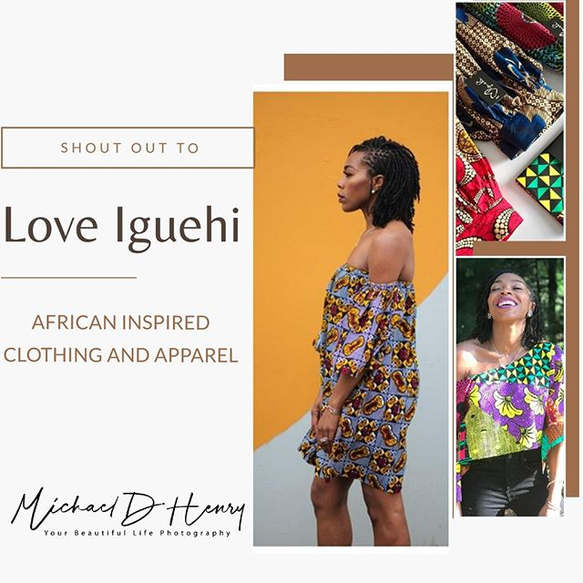 For those that know me, I support EVERYBODY! That being said, it wouldn't be right if I didn't use my platform to shout out my peoples. ⠀ ⠀ This week's #FollowFriendFriday shout out goes to Iguehi James, the oh so fabulous friend, mom, fashionista, entrepreneur, and creative mind being the African Inspired Clothing and Apparel brand, @LoveIguehi.⠀ ⠀ Her handmade skirts, handbags, and dusters are one of a kind and the quality and attention to detail is top notch.⠀ ⠀ Don't believe me? Ask my wife @mrsh2u1908 how many @loveiguehi handbags she has.