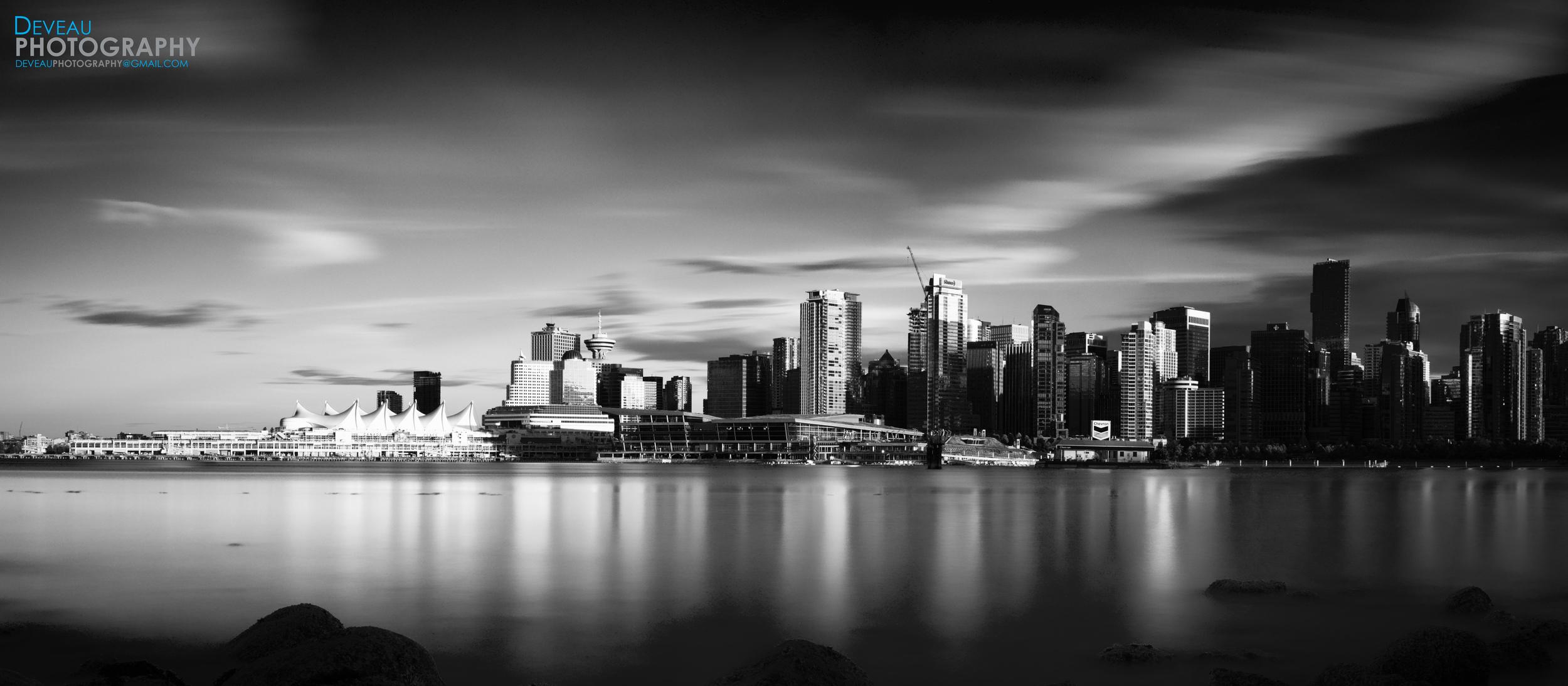 Vancouver in Monochrome