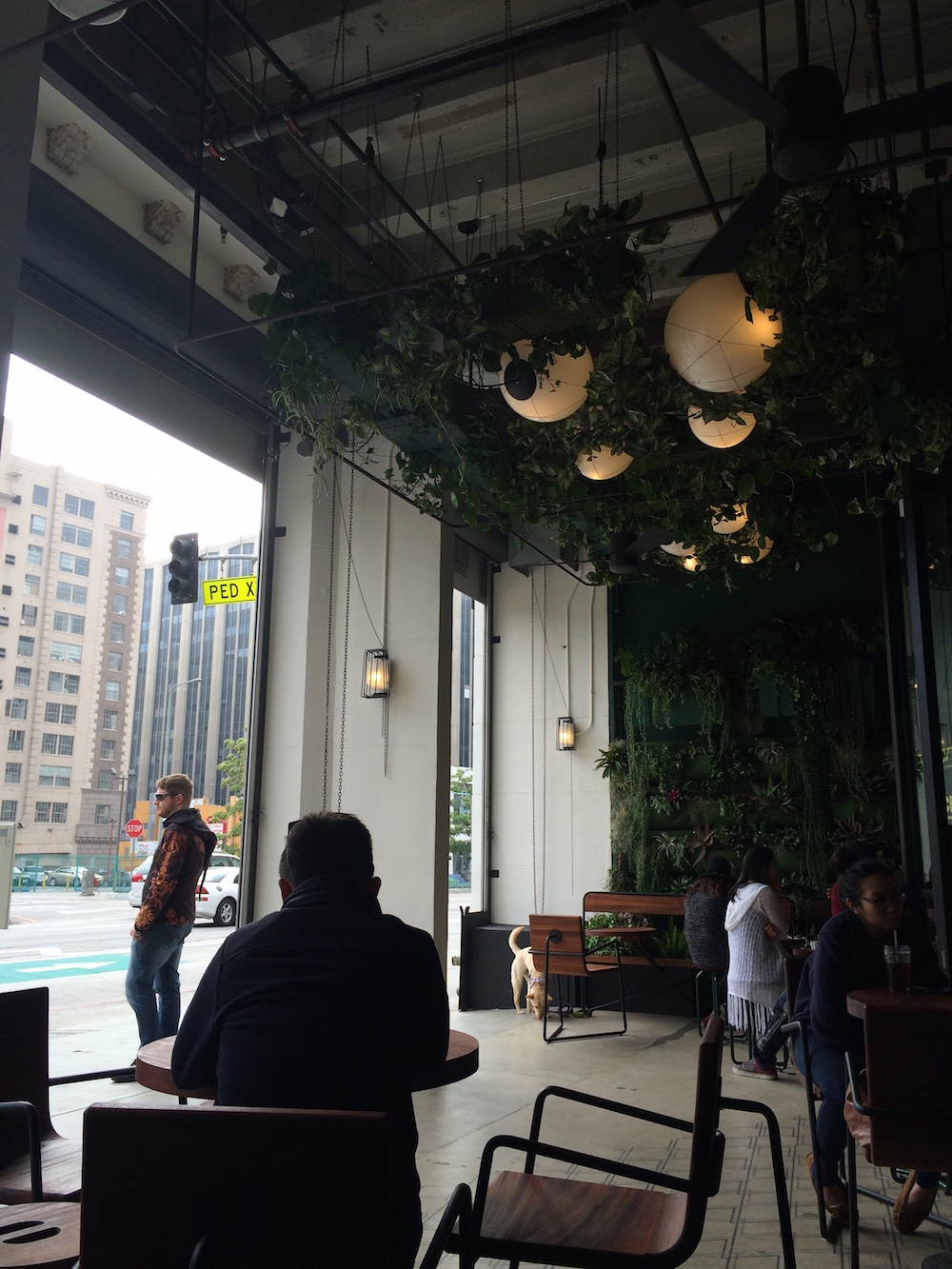Photos taken at verve coffee in downtown los angeles