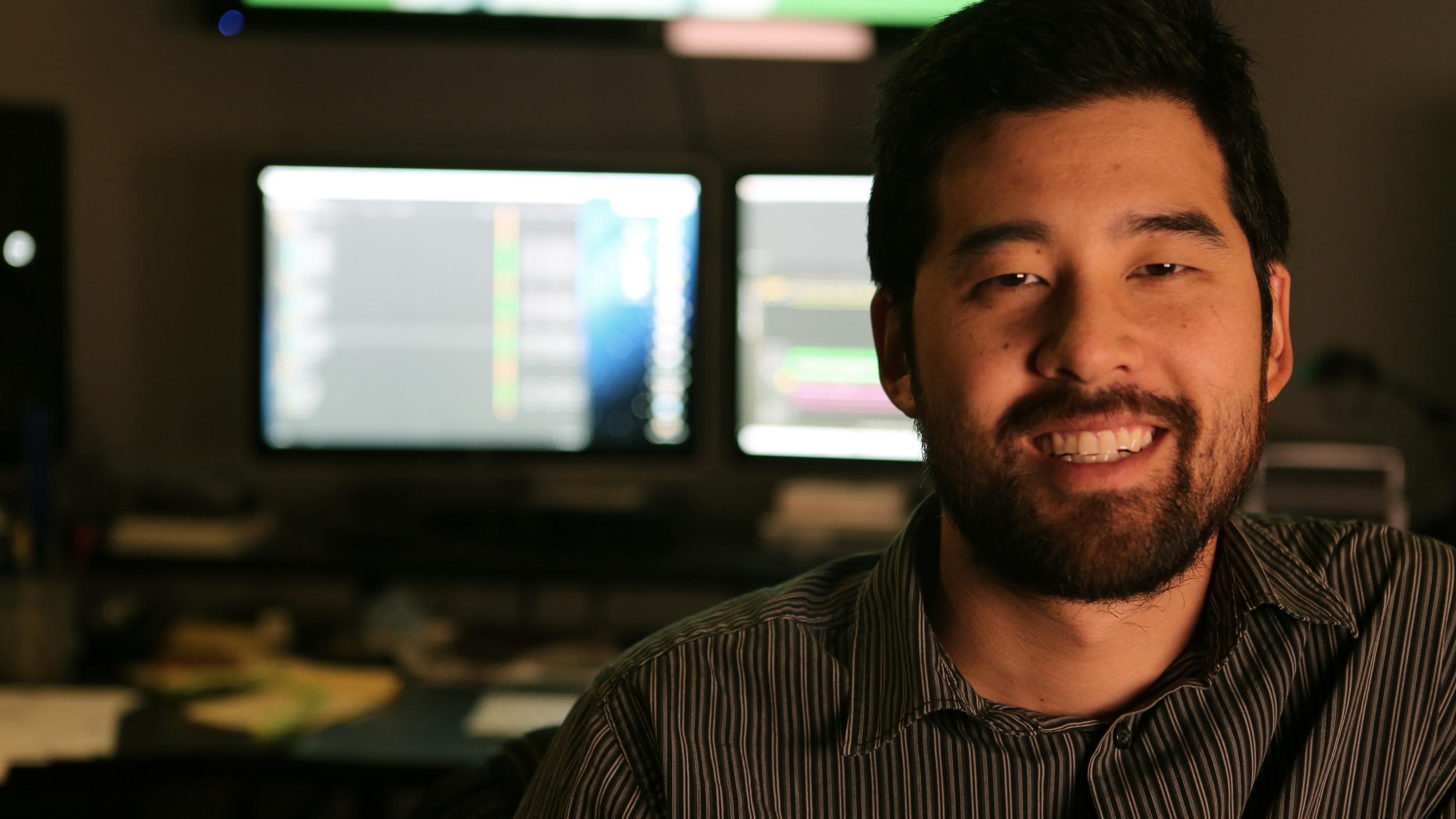 Eddie Kim - Lead Editor