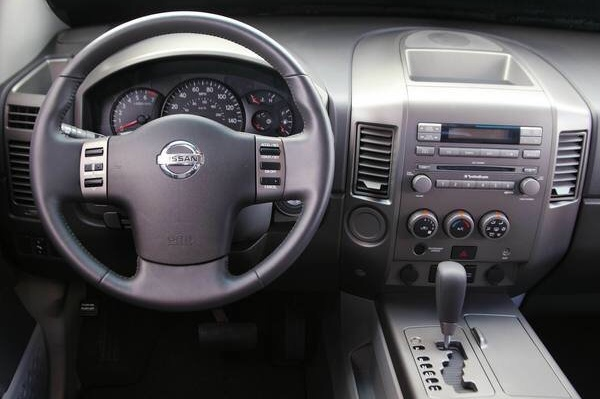 The Titan gear shifter than was inspired by Bryan's ex