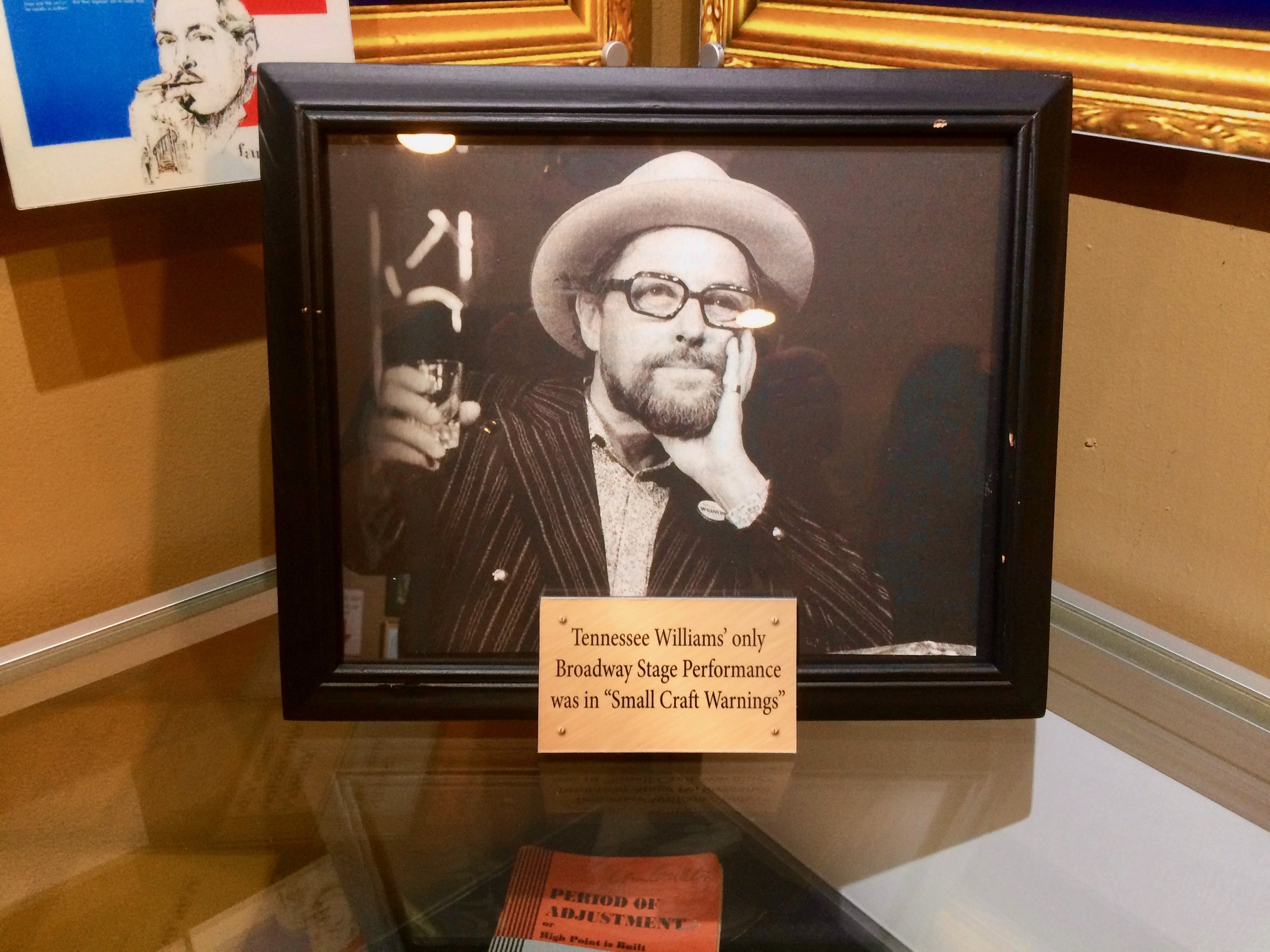The Tennessee Williams Exhibit