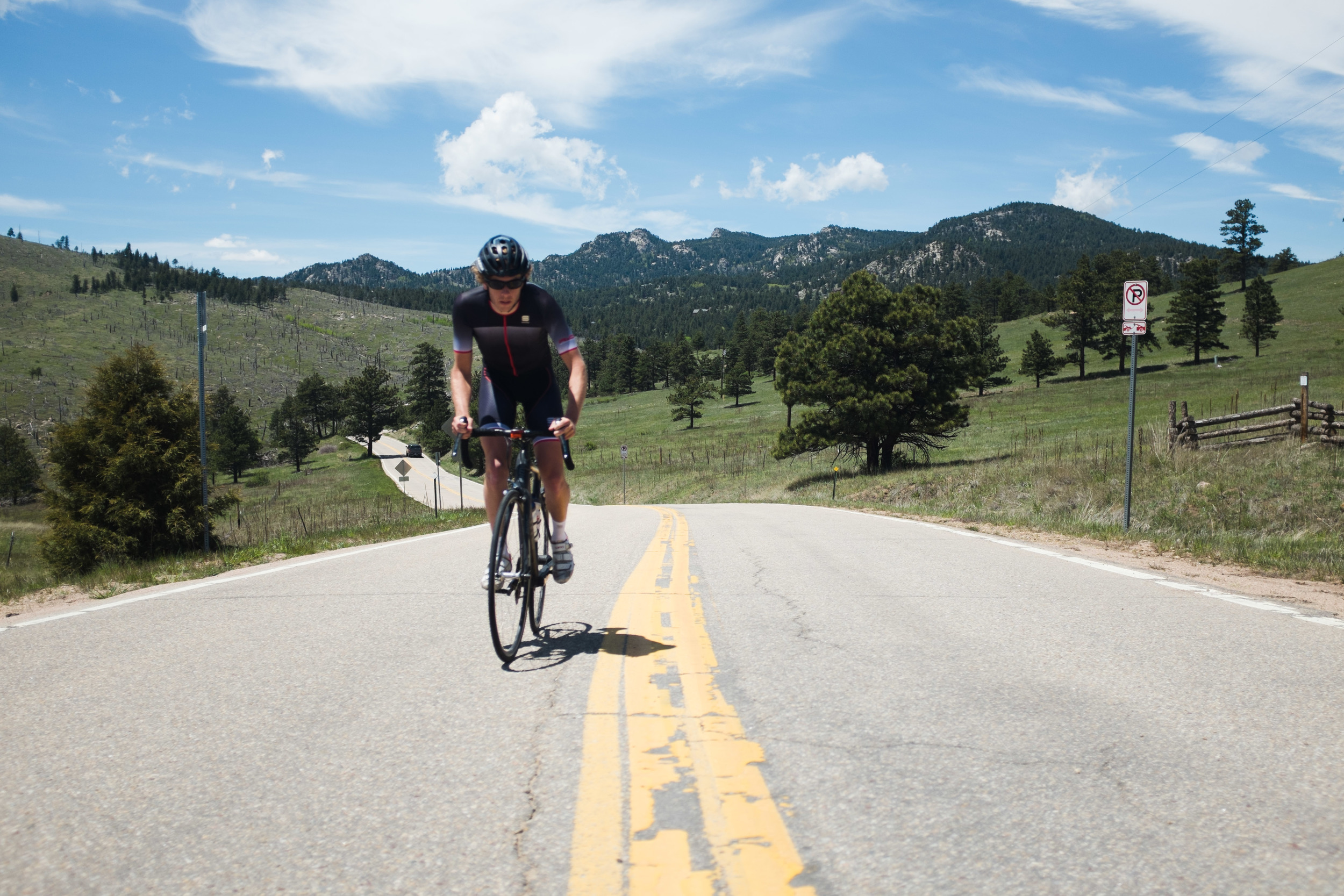 Sportful kit is bred in the mountains, and excels with speed
