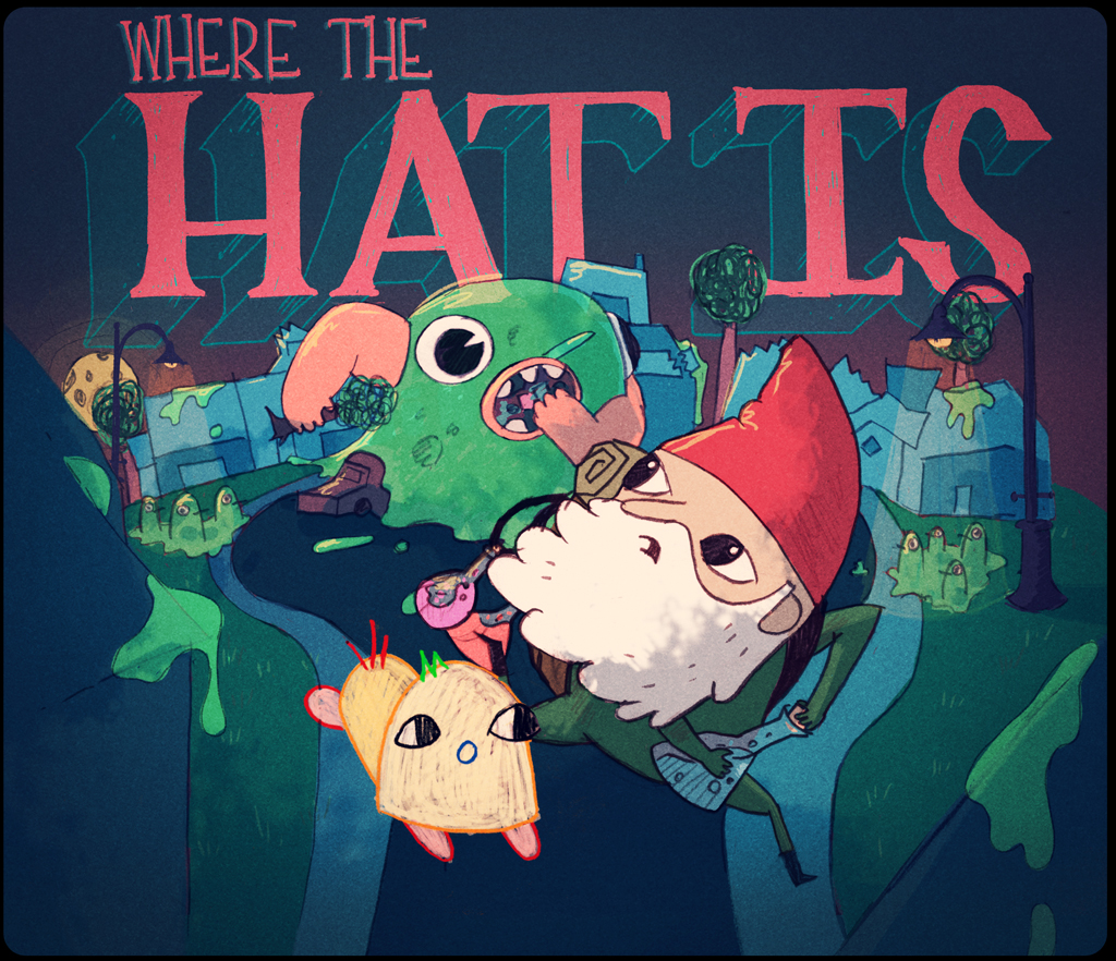 WHERE THE HAT IS; Concepts and Designs