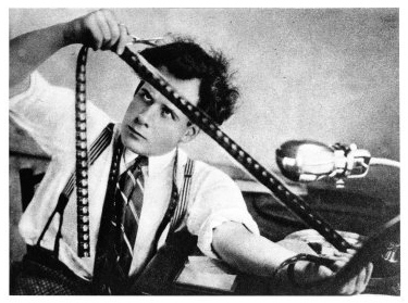 Mr. Garland's Film blog.