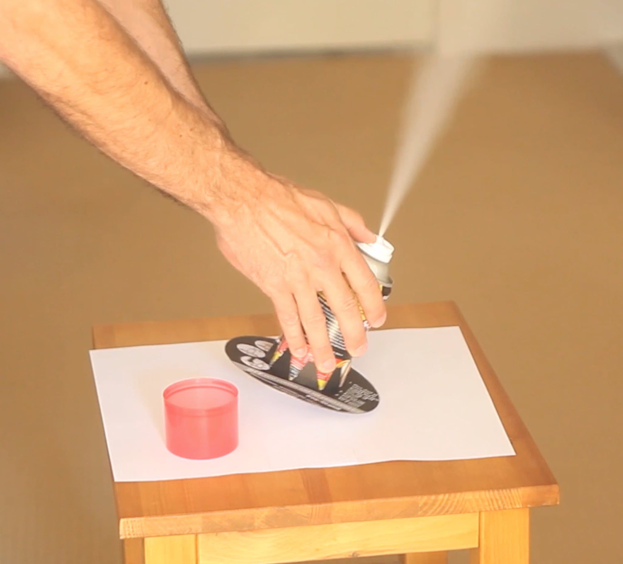 Setting off a cockroach bomb - PestXpert Pro Fogger