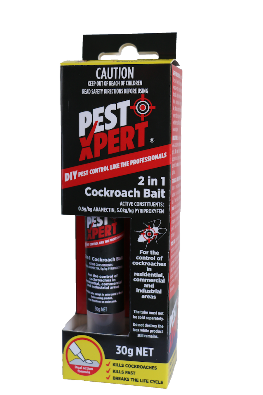PestXpert 2 in 1 Cockroach Bait