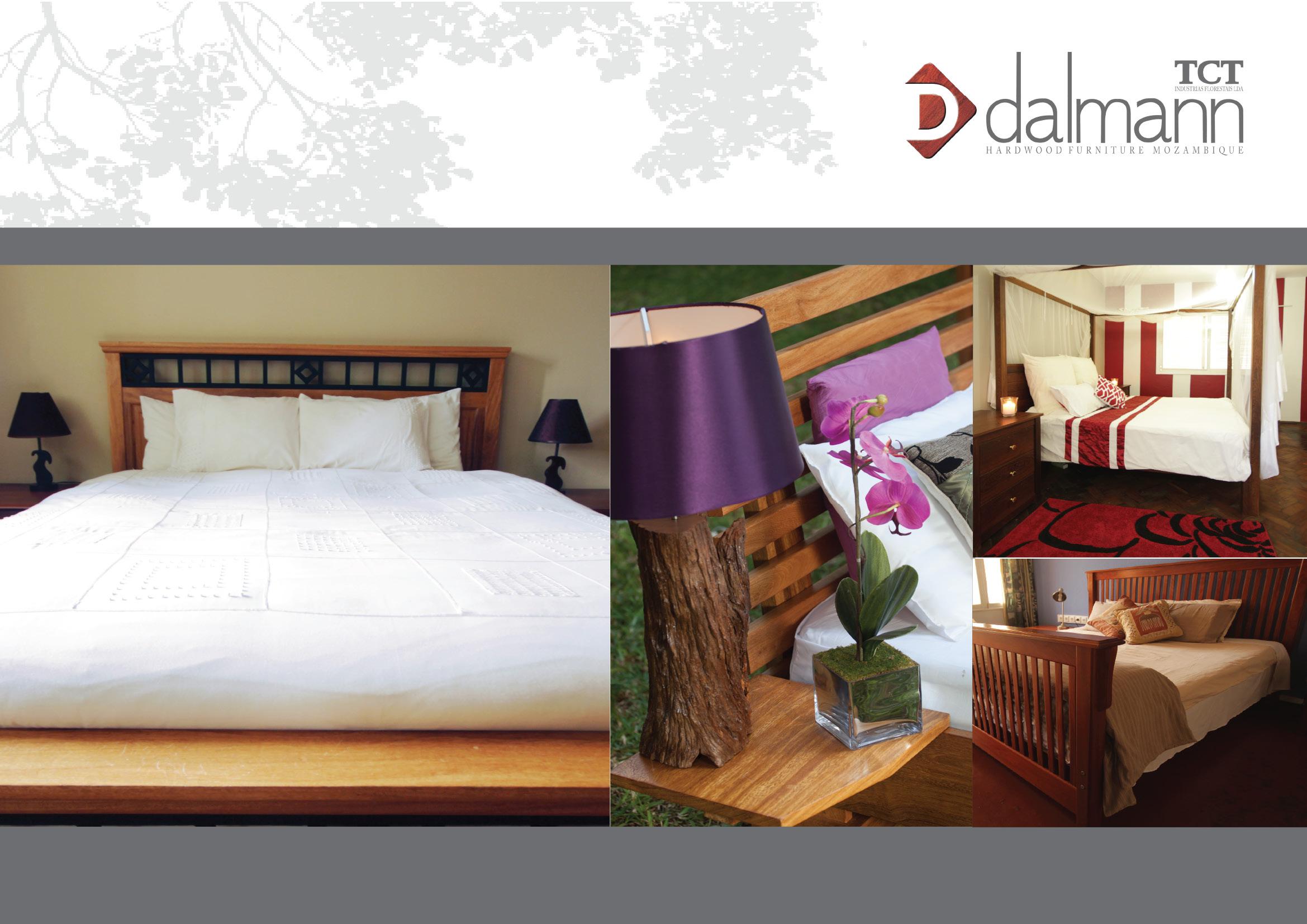 TCT Dalmann Brochura - Camas  TCT Dalmann Brochure - Beds