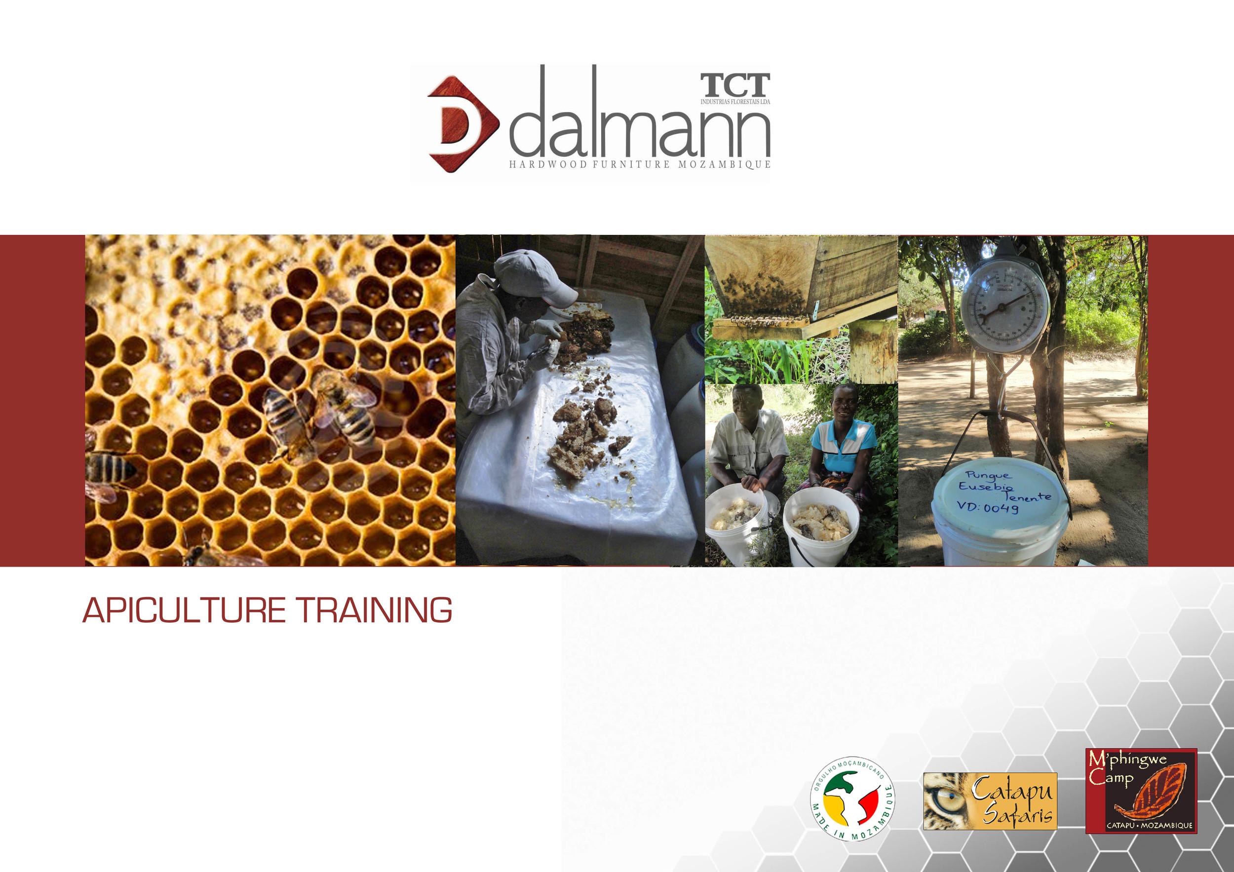 TCT Dalmann Brochure - Apiculture Training - English