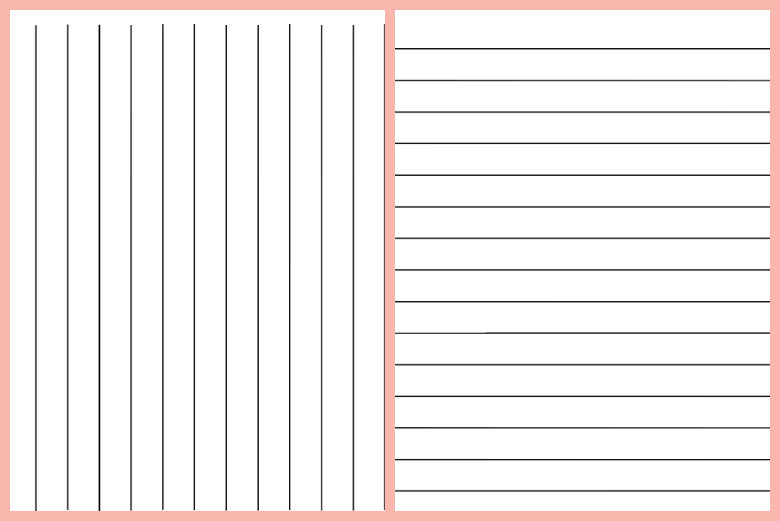 diy woven paper wall art downloadable template