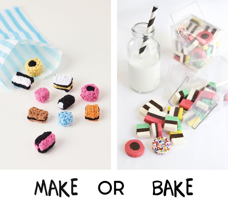 MAKE OR BAKE - LIQUORICE ALLSORTS