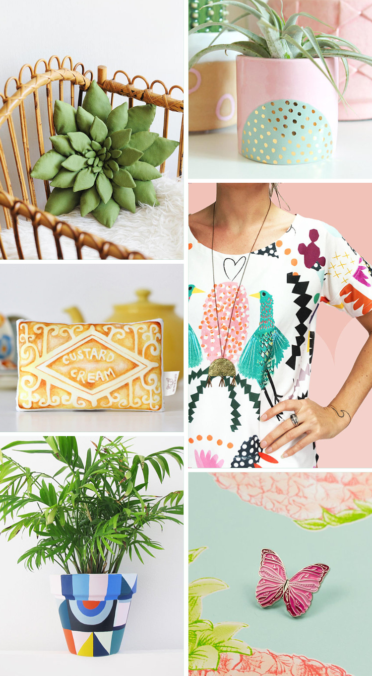 A round-up of some of my favourite Etsy finds