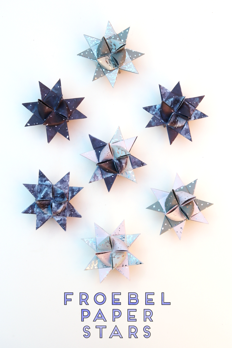 How to make lucky 3D paper stars - origami stars easy tutorial ... | 1125x750