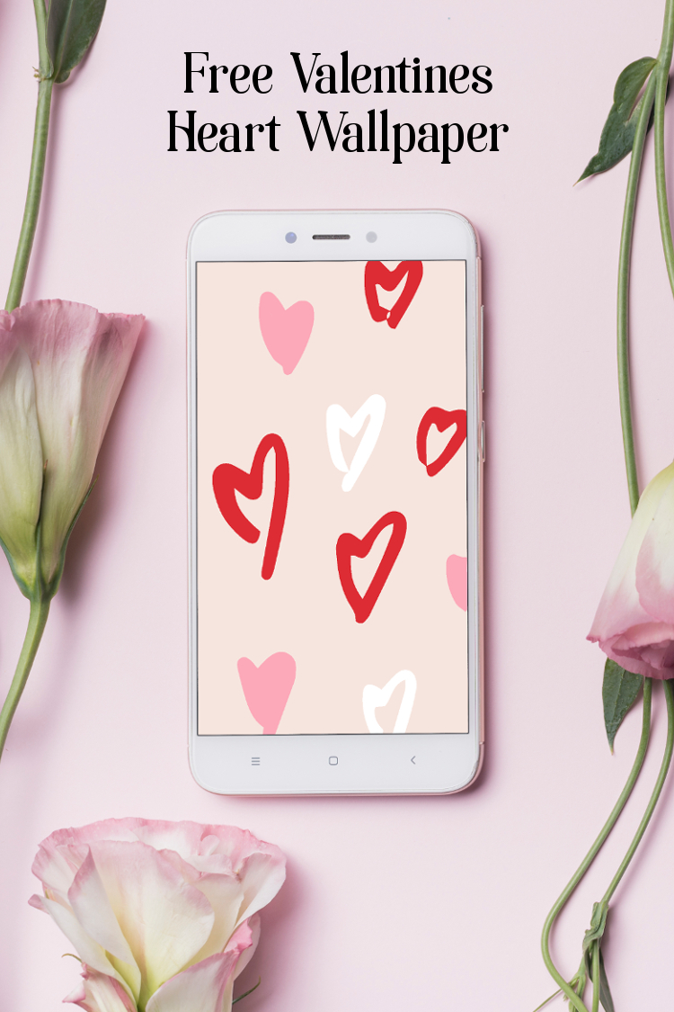 FREE VALENTINE'S DAY HEART WALLPAPERS FOR YOUR DESKTOP OR PHONE #wallpaper #backgrounds #desktop #phone #iphone #valentinesday #valentines #heart #love #gatheringbeauty