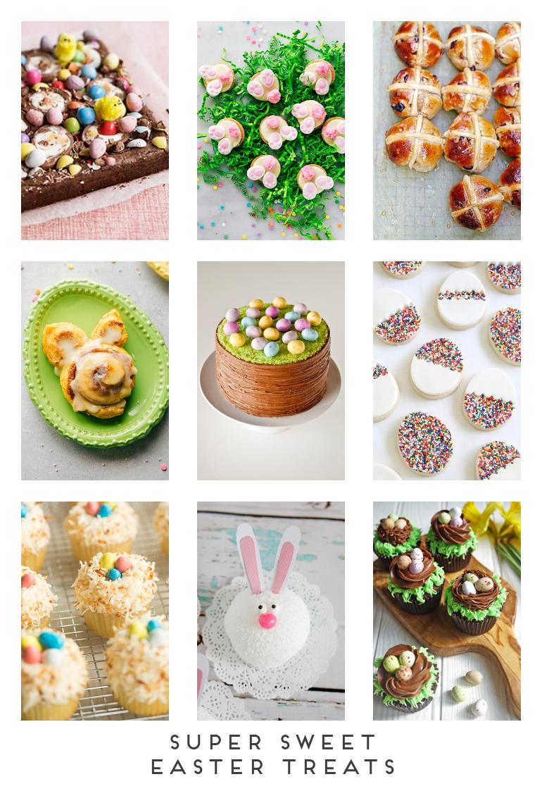 Super sweet Easter treats #easter #eastercrafts #easterdesserts #desserts #sweettreats #gatheringbeauty
