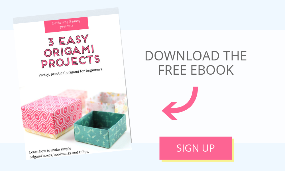 free easy origami ebook