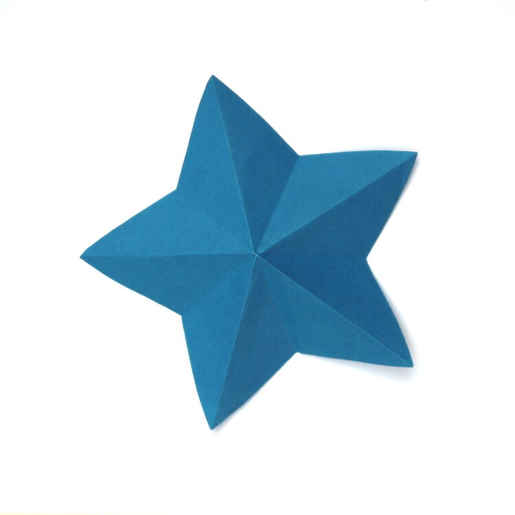 How to make Origami Stars | Origami crafts, Origami easy, Origami ... | 750x750