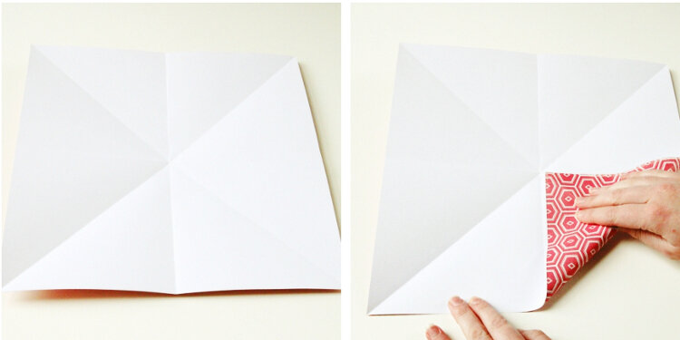 How to Fold an Origami Star (Shuriken) (with Pictures) - wikiHow | 375x750