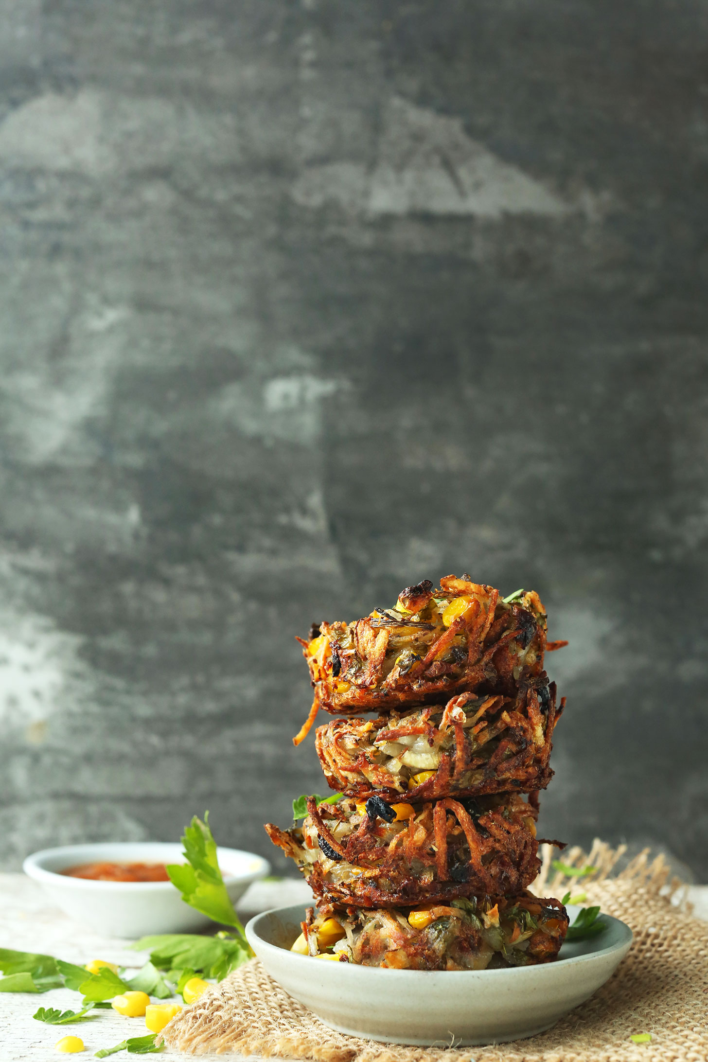 http://minimalistbaker.com/crispy-hash-brown-haystacks/