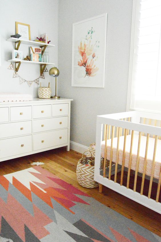 Pinterest rampage: Gender neutral nursery style to steal ...